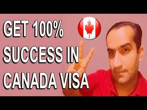 Canada 100% Success In Visa Follow These Steps