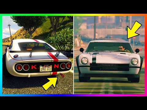 GTA Online NEW Karin 190Z DLC Car! 10 Things You NEED To Know Before You Buy! (GTA 5 Online)