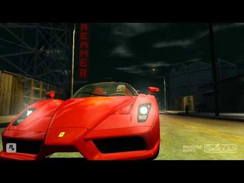 HD 2012 Ferrari Enzo GTA Car Mod [IV/EFLC]