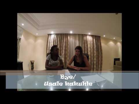 Learn how to speak isiXhosa
