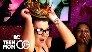 Moms' Night Out Celebrating Amber's Birthday!  🙌 Teen Mom OG (Season 8) | MTV