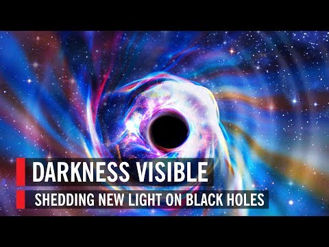 Darkness Visible: Shedding New Light on Black Holes