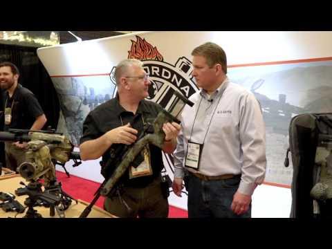 2016 SHOT Show - Badger Ordnance