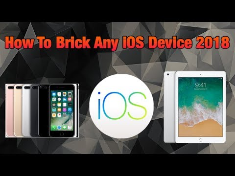 How To Put any iOS Device into Recovery Mode - 2018