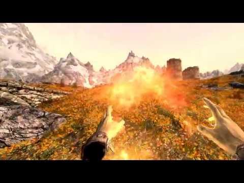 Skyrim VR PC SSx5 & 100+ mods - Show me the magic. Apocalypse spells.