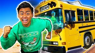 Download Escape The Abandoned School Bus Video