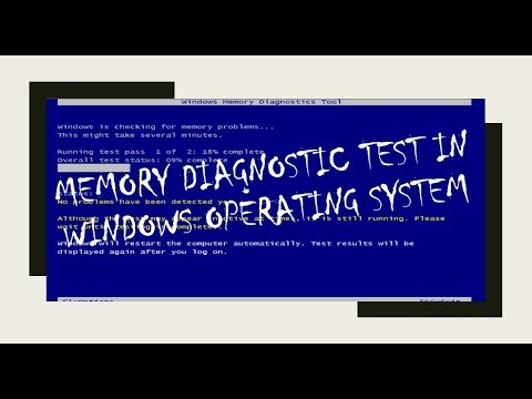 How to detect bad RAM with the windows Memory Diagnostic tool | Hindi