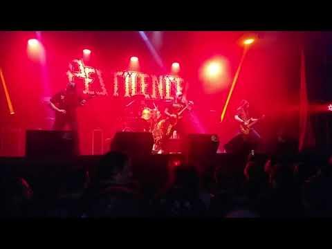 PESTILENCE  - Live 1 at Monterrey, Mexico, 3-22-2018