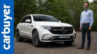 Mercedes EQC SUV 2020 in-depth review - Carbuyer