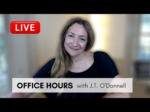 Office Hours - Job Interviews, Remote Jobs, Gaps in Work History and more!