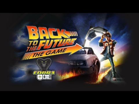 Back to the Future: The Game on Cobra ODE full version