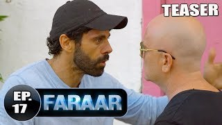 Faraar Episode 17 Teaser | Full Episode Tomorrow  5 PM | Hindi Dubbed