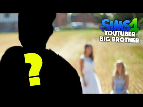 YOU WON'T GUESS WHO'S GETTING MARRIED | YouTuber Big Brother | Sims 4