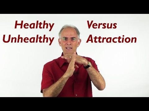 How to Know If He or She Is the One! - Healthy versus Unhealthy Attraction - EFT Love Talk Q&A Show