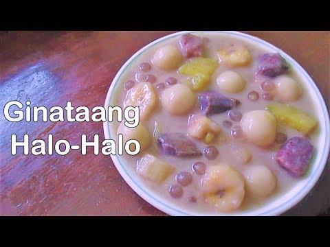 Ginataang Halo Halo | Binignit Recipe