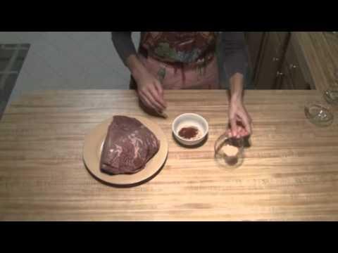 Crockpot Rump Roast part 1