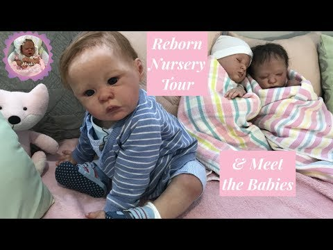 Nursery Tour & Meet the Babies