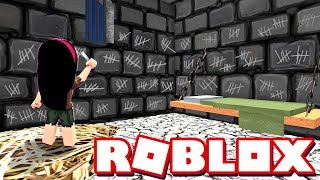 I was Captured for 127 Days! - Roblox Roleplay - Escape the Dungeon Obby - DOLLASTIC PLAYS!