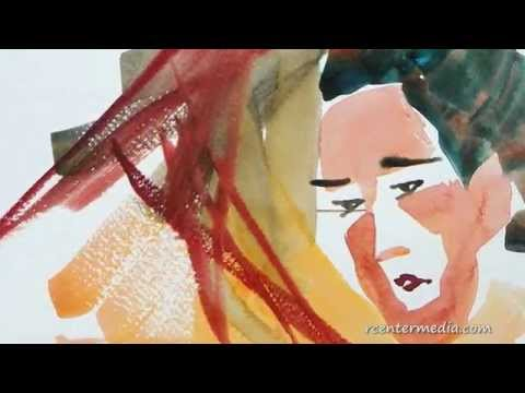 Creative License-Brushing Away Tears