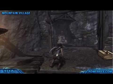 Tomb Raider - Illumination Challenge Collectibles (All Statue Locations)