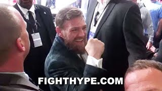 (WOW!) CONOR MCGREGOR CONFIRMS BOXING RETURN; WANTS BOTH MALIGNAGGI AND MAYWEATHER REMATCH