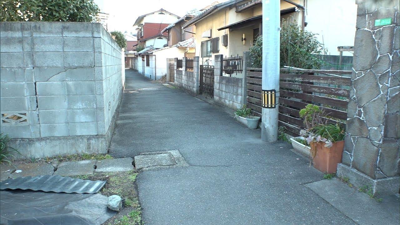 刃物男が女性のバッグを奪い逃走 女性が右手に切り傷 警察が行方を捜査 香川・丸亀市