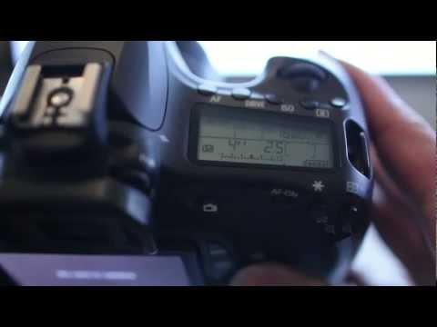 How to Control Aperture on Canon Pro/Semi-Pro Bodies