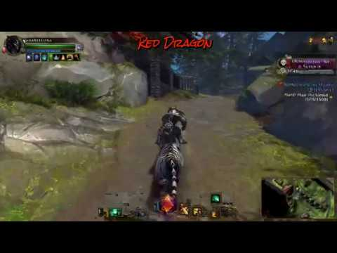 Route to Red Dragon DF - Neverwinter