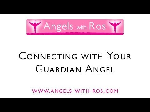 Connecting with Your Guardian Angel - Guided Meditation