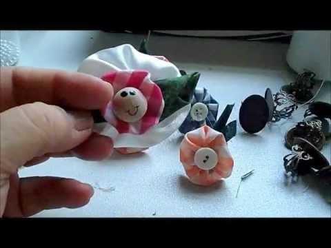 YoYo Flower Rings