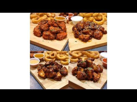 How To Make Boneless Chicken Wings !!!