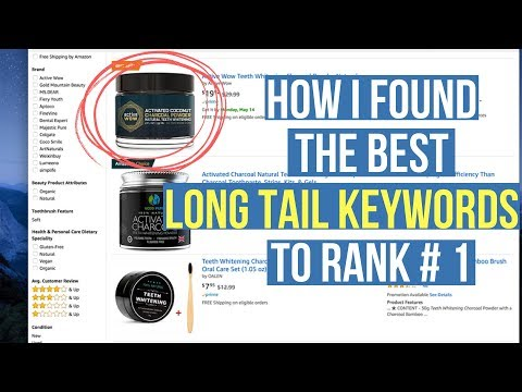 How to Find The Best Amazon Keywords
