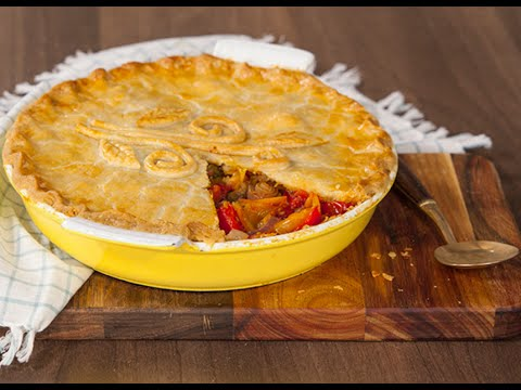 Jus Create - Rainbow Vegetable Pie - Pastry Recipes from Jus-Rol™