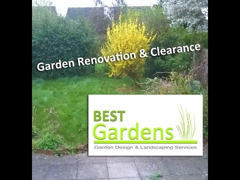 Garden Renovation & Clearance