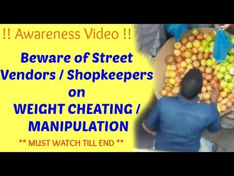 Top Cheating by Shopkeepers/Vendors**MUST WATCH**Viral Video