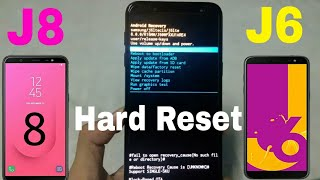 Samsung J8 (SM-J810G) FRP (Google Account) Lock Remove Done Without