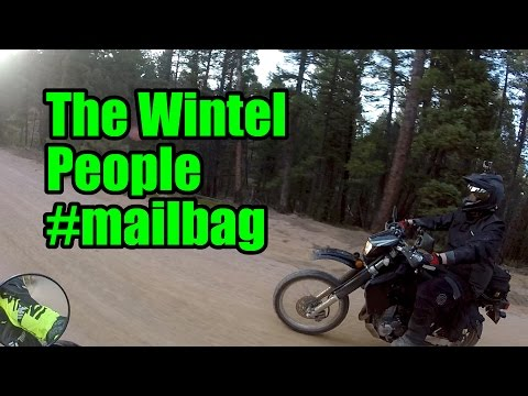 The Wintel People #mailbag
