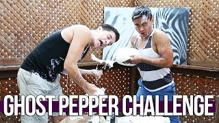 Download THE GHOST PEPPER CHALLENGE! Video