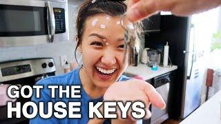 WE GOT THE HOUSE KEYS! | WahlieTV EP521