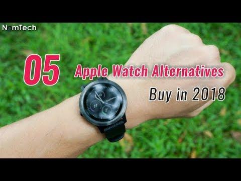 5 Best Apple Watch Alternatives to Buy in 2018 Till!