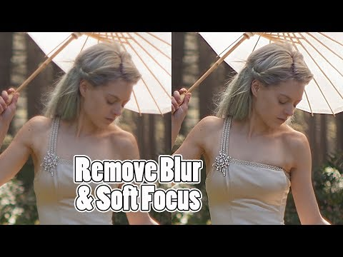 How to remove blur in photos using frequency Separation Adobe Photoshop Tutorials CC Creative Cloud