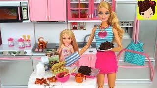 Juegos Barbie Cocina Pasteles Videos 9videos Tv