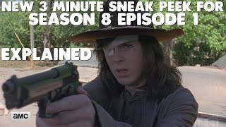 The Walking Dead Season 8 Premiere NYCC Sneak Peek EXPLAINED