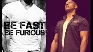 Be Fast Be Furious (BOOK TRAILER)