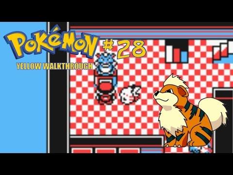Pokemon Yellow Walkthrough Part 28 - Pokemon Mansion