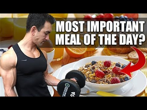 Is Breakfast Important For Fat Loss & Muscle Growth?