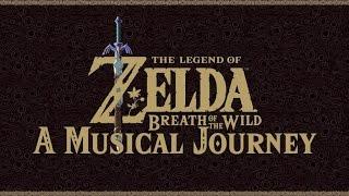 BO The Legend of Zelda : Breath of the Wild (OST bande originale)