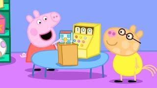 Peppa Pig Português Brasil - Compilation 14 Peppa Pig