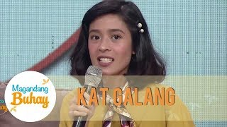 Kat Galang shares that Beauty Gonzalez cooked for her | Magandang Buhay