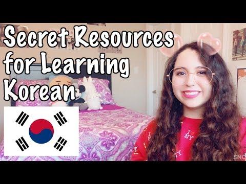 Secret Resources for Learning Korean 🇰🇷 || Arirang's Let's Speak Korean || EP. 1